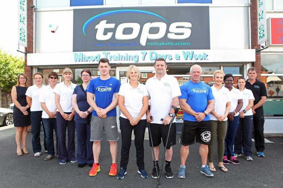Tops Fitness and Rehabilitation